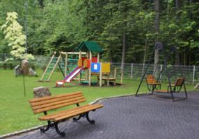 Hotel dla rodzin z dziećmi Zakopane garden for rest