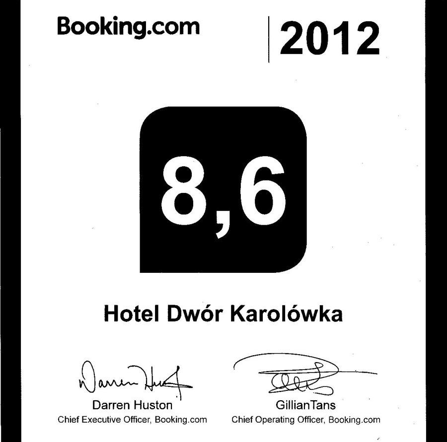 Ocena Booking.com