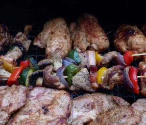 Grill delishes