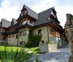 Regional hotel in Zakopane Karolówka
