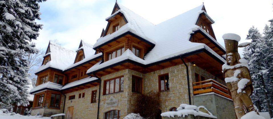 Hotele Zakopane Dwór Karolówka