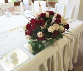 Karolówka Hotel Zakopane dekoracja weselna