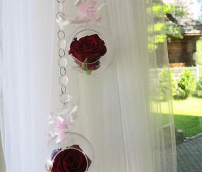Dekoracja wesele Zakopane