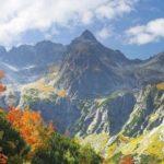 autumn tatra mountains