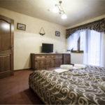 Double room with a balcony karolówka hotel