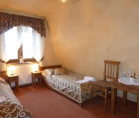 studio rodzinne pokój dla dzieci twin bed