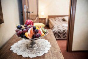 Pokoje - Klosz owoców