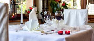 Restauracja Hotelu Karolówka - kolacja we dwoje
