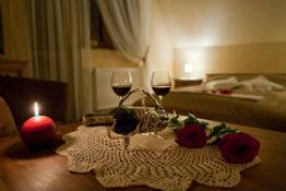 Apartament na romantyczny weekend