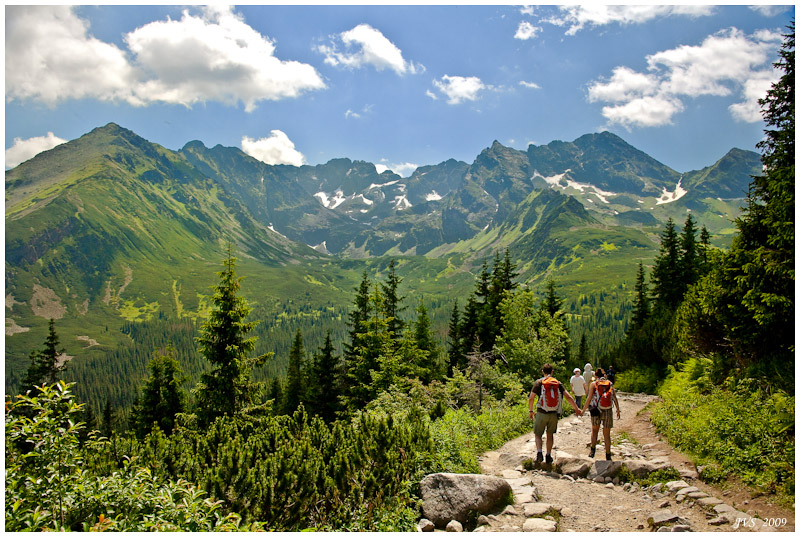 Weekend for two in the Tatra mountains