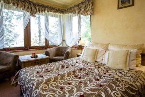 Romantyczny weekend w Hotelu Karolówka w Zakopanem