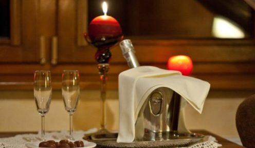 Pakiet romantyczny Last Minute Zakopane Hotel Dwór Karolówka