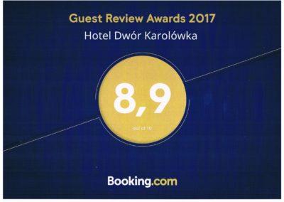booking.com 2017
