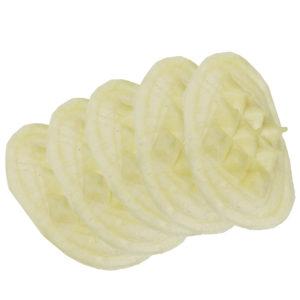 zestaw serków białych